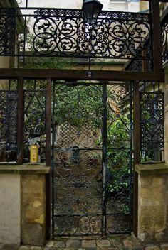 Maison du passage du Chantier, Paris 12e