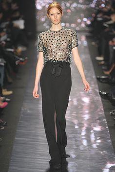 Naeem Khan Fall 2012 RTW at New York Fashion Week