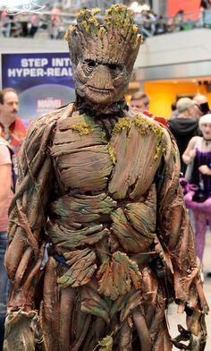 Groot | New York Comic Con 2014