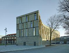 Frederiksberg Courthouseby 3XN (Frederiksberg, Dinamarca) #architecture