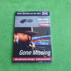 Gone missing: Englisch lernen mit Krimis - mit zahlreichen Übungen, Wortschatz