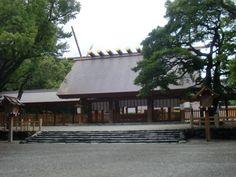 熱田神宮 (Atsuta Jingū Shrine) : 名古屋, 愛知県