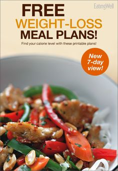 Get your own meal plan!