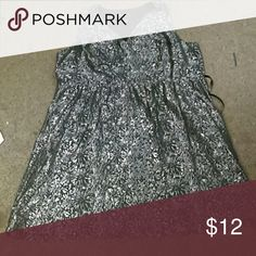 Black and silver dress This new black and silver dress is perfect for a night out with the girls or a romantic evening with her husband and claim your prize now and look fabulous during the day or the night Dresses Mini