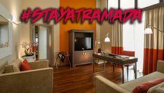 #StayAtRamada