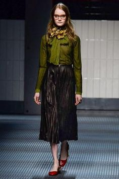 Gucci Fall 2015 Ready-to-Wear Fashion Show: Complete Collection - Style.com