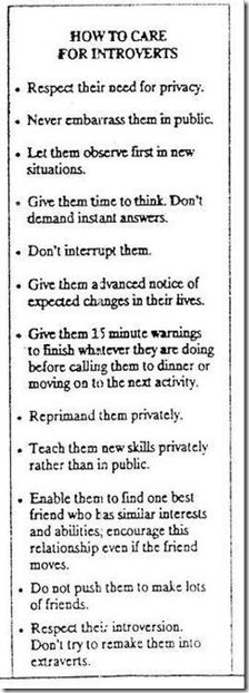 how to care for introverts.  (like my little miss C)