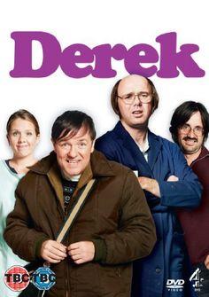 Derek - Series 1 [DVD] DVD ~ Ricky Gervais, http://www.amazon.co.uk/dp/B00BEHH08S/ref=cm_sw_r_pi_dp_aGtyrb0DKQD4Y