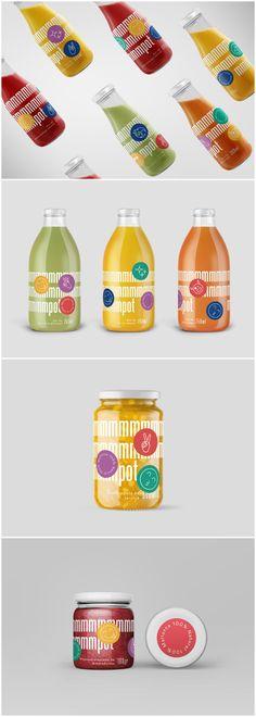 Barceló Estudio - mmmpot #freshfood #packaging