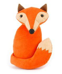 Mr Fox Standing Doorstop by Spring Home on #zulilyUK today!