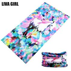 Liva Girl Punk Style Printed Headband Bandana Scarf Multifunctional Seamless Face Mask Tube Ring Scarf Men Women Accessories-in Scarves from Men's Clothing & Accessories on Aliexpress.com | Alibaba Group
