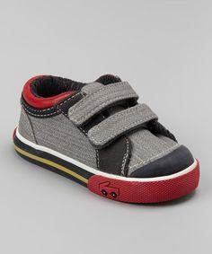 edbcddc40b5 See Kai Run Gray Ronan Sneaker