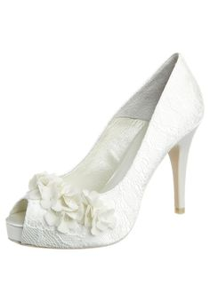 Menbur - REA - Zapatos de novia - blanco 149€
