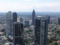 Město ve Frankfurtě