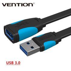Vention A13 USB 3.0 Высокоскоростной Кабель-Удлинитель USB 3.0 Мужчина Женский Удлинитель Синхронизации Данных Кабель Адаптера В наличии!