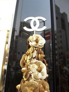Christmas at Chanel