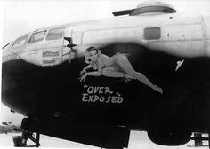 nose art pin-up This is my dream is to paint on the noise of a jet