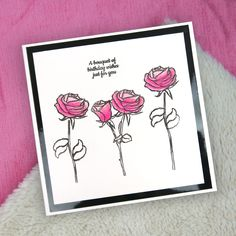 For the Love of Stamps January - Hunkydory | Hunkydory Crafts