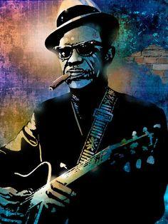 Lightnin Hopkins The King Of The Blues