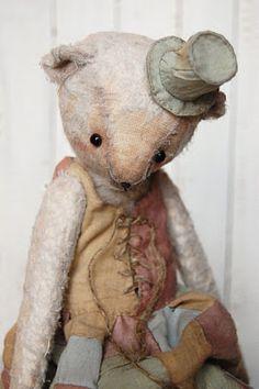 Charming Bear by Elena