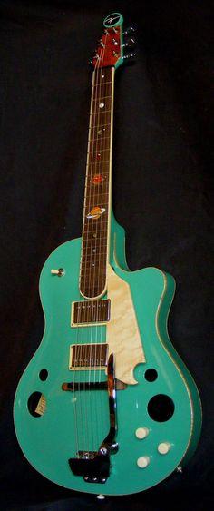 Roy Toepper - RT Custom Guitars #LardysWishlists ~ https://www.pinterest.com/lardyfatboy/ ~