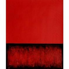 mark rothko: One day I want to see Mark Rothko's paintings in person. #bucketlist