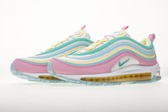 df730e5010228a Nike Air Max 97 GS Easter Egg 921826-016 Sneaker 4