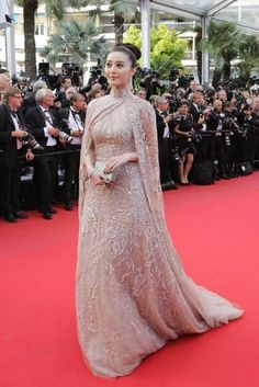 Cannes Film Festival 2012 Best Dressed