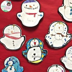 5 Ways to Celebrate Winter With Snowmen