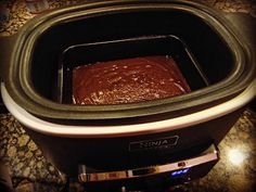 Brownies ninja 3 in 1 You need to use of the amount of oil and you steam… Microwave Recipes, Crockpot Recipes, Cooking Recipes, Ninja Recipes, New Recipes, Ninja Cooking System, Ninja System, Cooker Cake, Ninja Kitchen