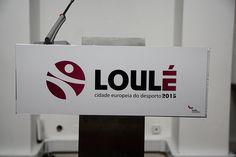 Apresentação Loulé cidade europeia do desporto 2015