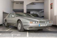 1987 Aston Martin V8  - Lagonda
