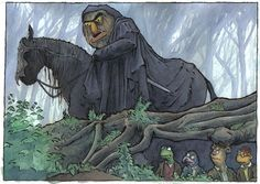 Muppets lord of the rings this is awesome I need a double take