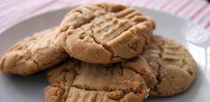 Le beurre d'arachide croquant donne à ces biscuits faciles à cuire au four un délicieux goût croquant.