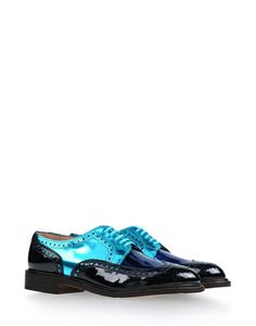 Robert Clergerie Laced Shoes #refinery29