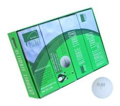 Polara Ultimate Straight Self Correcting 2 Piece Golf Balls (1 Dozen) - http://www.closeoutball.com/golf-balls-closeout-sale/polara-ultimate-straight-self-correcting-2-piece-golf-balls-1-dozen-2/