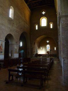 Chiesa Ss. Vincenzo e Anastasio - Roma #Trefontane #AbbaziaTreFontane