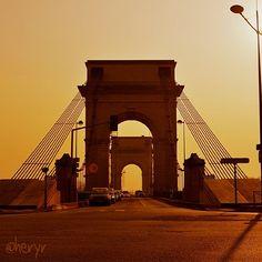 Le pont du Port-à-l'Anglais, superbe cliché d'Heryr  Retrouvez plus de photos d'Henry sur son compte Instagram : http://instagram.com/heryr