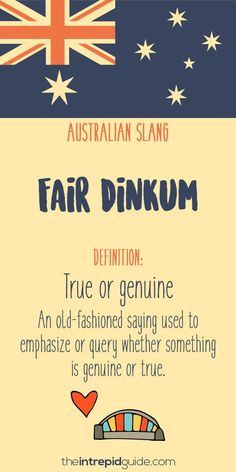 Australian slang is full of hilarious expressions that we should all use. Here are some of the funniest Aussie expressions around. Australian Quotes, Australian Slang, Australian English, Australia Day, Australia Travel, Iconic Australia, Infj, Australian Expressions, Reptiles