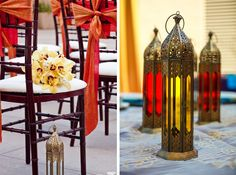 Morroccan Style Shoot-ChristieAdams and StudioLaurent - aisle decor - Moroccan lanterns - Apropos Creations wedding planner - Phoenix, AZ