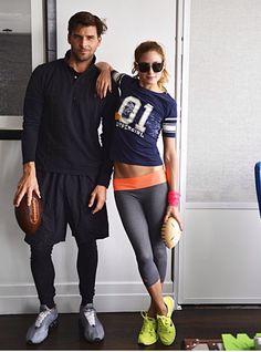 "World's Most Stylish Couple  Olivia Palermo & Johannes Huebl """