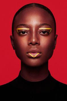 Fashion Editorial Makeup, Beauty Editorial, High Fashion Makeup, Makeup Photography, Portrait Photography, Fotografie Portraits, Photographie Portrait Inspiration, Creative Makeup Looks, Beauty Shoot