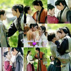 Lee Joongi, Scarlet Heart, Moon Lovers, Joon Gi, Paros, Korean Drama, Kdrama, Movie Posters, Movies