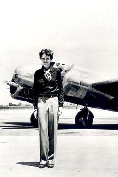 <i>Amelia Earhart's Last Photo Shoot</i>: New Book and Newly Revealed Film Clip