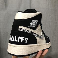 air jordan black and white$130~$180 Black Moon, Black And White, Classic Toys, Air Jordans, Shopping, Fashion, Moda, Black N White, Fashion Styles