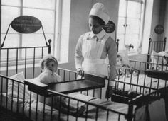 In 1936 Princess Tsahai, daughter of Emperor Haile Selassie of Abyssinia (today's Ethiopia), trained and worked as a nurse at GOSH after fleeing to England following the Italian invasion of her country. #GOSHistory