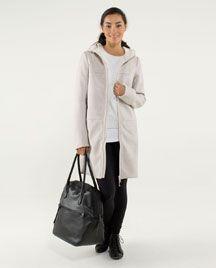 City Softshell jacket, Lululemon
