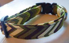 Garden Walk Collar  Made to Order  Your Choice by katiesk9kollars, $15.00