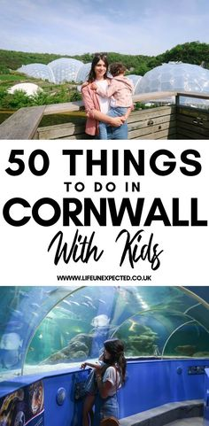 Looking for the best family things to do in Cornwall? From watersports, to woodlands, attractions and more here's 50 things to do in Cornwall with kids. Days Out In Cornwall, Things To Do In Cornwall, Holidays In Cornwall, Backpacking Ireland, Ireland Travel, Family Adventure, Adventure Travel, Travel With Kids, Family Travel