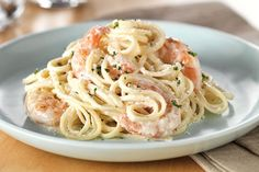 Restaurant-quality shrimp Alfredo with hints of parsley and balsamic vinaigrette—not only achievable but ready in less than half an hour. Success is delicious.